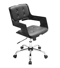 Lumisource® Banco Black Office Chair