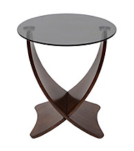 Lumisource® Crisscross End Table