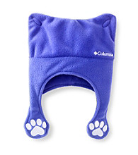 Columbia Girls' Purple Cat Ear Hat