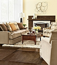 HM Richards Zibo Microfiber Living Room Collection