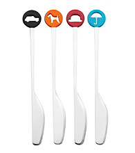 Royal Doulton® Pop in for Drinks Set of 4 Cocktail Spreaders