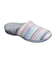 Dearfoams Microfiber Terry Clog Slippers