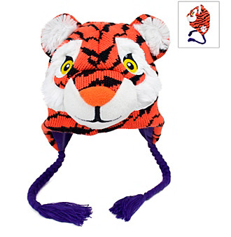 ZooZatZ® Kids Clemson University Mascot Hat