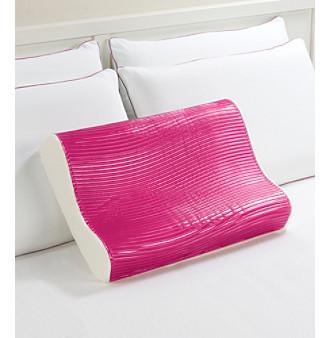 Comfort Revolution® Memory Foam & Wave Gel Contour Pillow