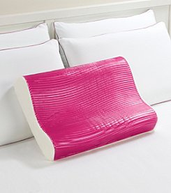 Comfort Revolution® Memory Foam & Wave Gel Contour Pillow
