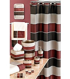 PB Home™ Modern Line Burgundy Bath Collection