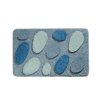 blue pebblz rug