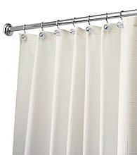 InterDesign® Carlton Natural Shower Curtain