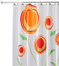 InterDesign® Marigold Shower Curtain