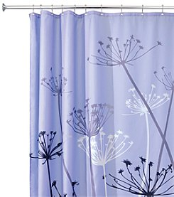 InterDesign® Thistle Shower Curtain