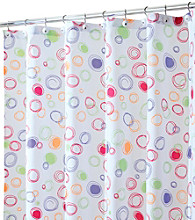 InterDesign® Doodle Shower Curtain