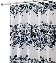 InterDesign® Fiore Shower Curtain