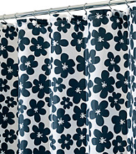 InterDesign® Flora Shower Curtain