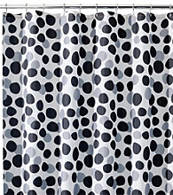 InterDesign® Dotti Shower Curtain