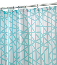 InterDesign® Lino Shower Curtain
