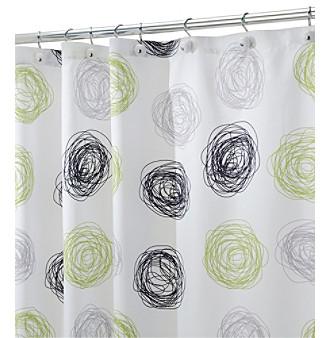 InterDesign® Carlos Shower Curtain