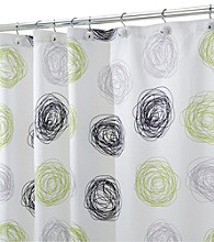 InterDesign® Carlos Shower Curtain