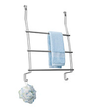 InterDesign® Classico Over the Shower Door Towel Rack