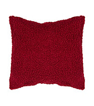 Surya Plush Solid Decorative Pillow