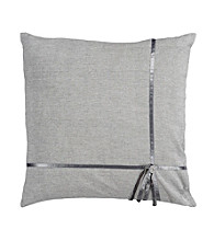 Surya Accents Heather Grey Decorative Pillow