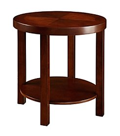 Home Interior Cherry End Table