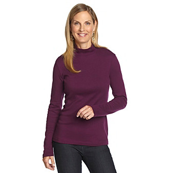 Studio Works® Mockneck Top