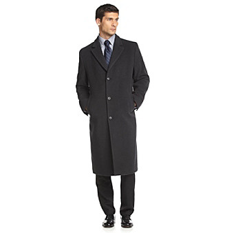 MICHAEL Michael Kors® Men's Three-Button Wool Topcoat
