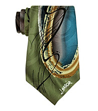 Jerry Garcia Men's Chinese Dragon Tie