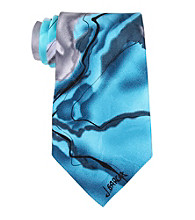 Jerry Garcia Men's Rhino and Puppy Tie