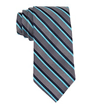 Calvin Klein Men's Stripe Tie