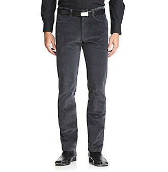 Calvin Klein Men's 4-Pocket Cord Utilitarian Pants