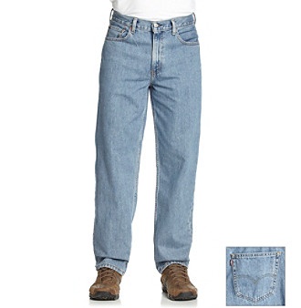 Levi's® Men's Light Stonewash 560 Comfort Fit Jean