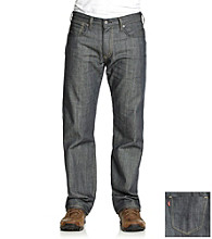 Levi's® Men's Light Gray Rigid 569 Loose Straight Fit Jean