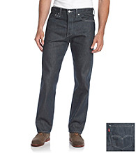 Levi's® Men's Dark Grey 562 Loose Tapered Jeans
