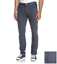 Levi's® Men's Boiler Blue 508 Twill Regular Taper Pants