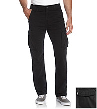 Levi's® Men's Black 569 Twill Cargo Pants