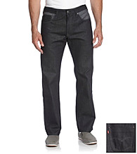 Levi's® Men's Indigo 569 Styled Loose Straight Fit Jean
