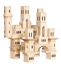 Discovery Kids® Wooden Castle Blocks