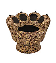 Lumisource Paw Chair™ Leopard