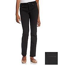 NYDJ® Ryan Straight-Leg Ponte Pants
