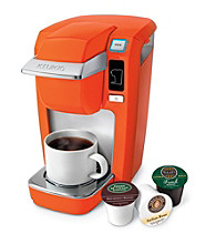 Keurig® Orange MINI Plus Single-Serve Brewing System