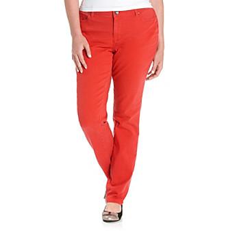 DKNY JEANS® Plus Size Soho Five-Pocket Skinny Jeans