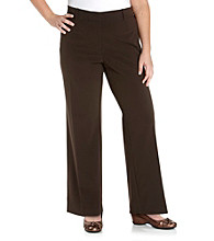 Briggs New York® Plus Size Perfect Fit Pants