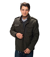 Dockers® Men's Olive Oxford Utility Jacket