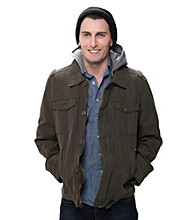 Levi's® Men's Trucker Jacket with Hood
