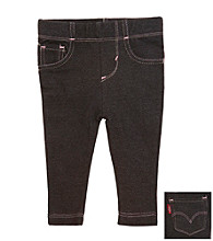 Levis Baby Girls' Black Knit Legging