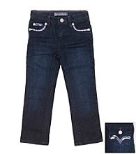 Levis Baby Girls' Love Lurex Slim Jean