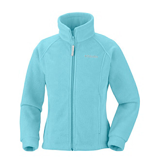 Columbia Girls' 2T-16 Benton Springs™ Fleece Jacket