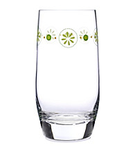 Luigi Bormioli Social Ave Set of 4 The Molly Collection Beverage Glasses