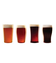 Luigi Bormioli Social Ave Set of 4 Assorted Beer Essentiales Glasses